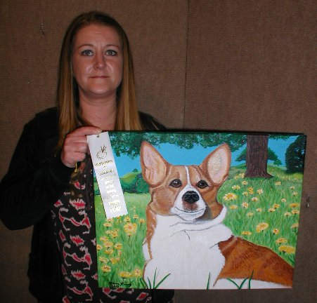 Melissa Penny - Third Place, February